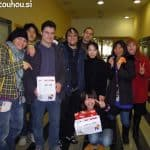 SPUTNIK International Japan – Donacije in zahvala – 18.03.2011