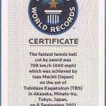 Isao Machii ponovno v Guinnessovi knjigi rekordov