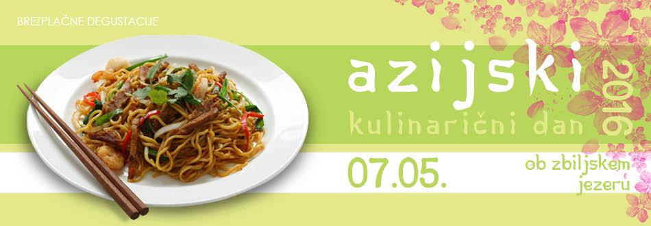 Azijski kulinarični dan 2016