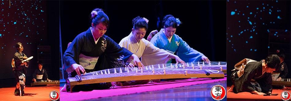 Mionokai: koncert klasične japonske glasbe