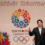 Olimpijske igre leta 2020 v Tokyu