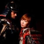 V Tokyu se lahko slikate s samurajskim oklepom
