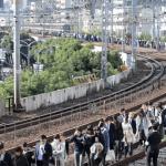 Ob nepredvidljivih situacijah se pokaže japonska disciplina in organiziranost