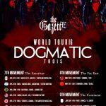 the GazettE tudi v letu 2016 odhajajo na svetovno turnejo
