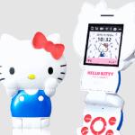Prihaja Hello Kitty preklopni telefon