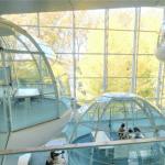Steklena knjižnica univerze Seikei je preprosto dih jemajoča