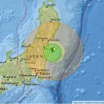 Japonsko spet stresel močan potres; epicenter prefektura Fukushima