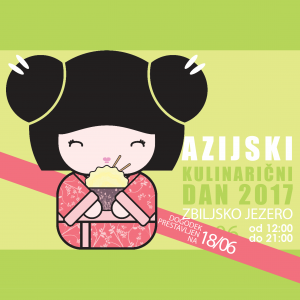 Azijski kulinarični dan 2017