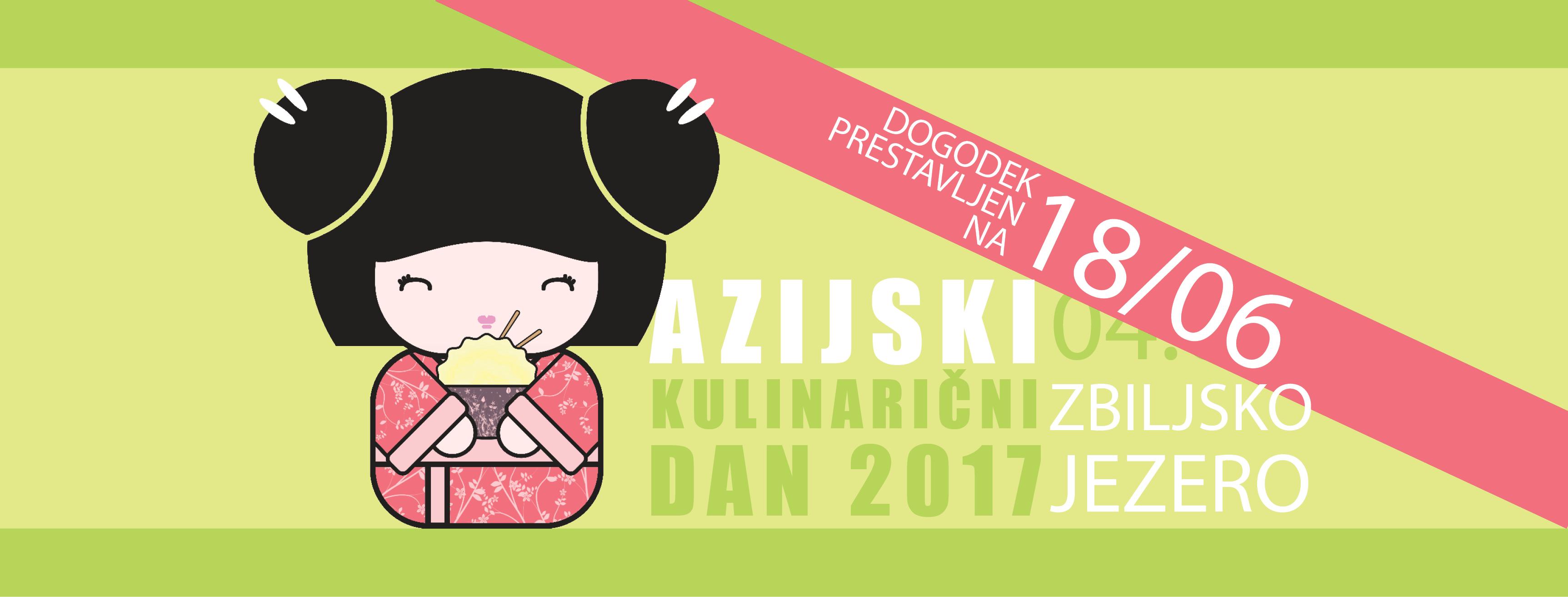Azijski Kulinarični Dan 2017!