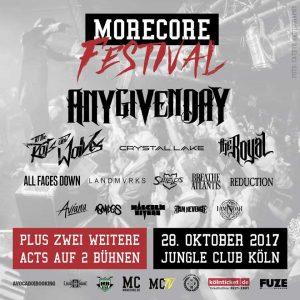 MoreCore Festival