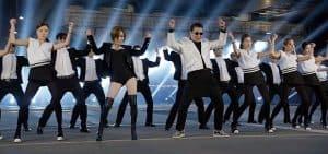 K-POP plesna delavnica