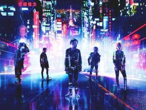 crossfaith wipeout