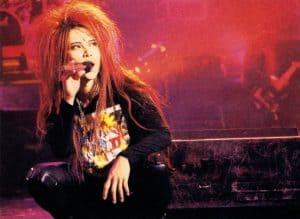 HIDE Hideto Matsumoto X-Japan