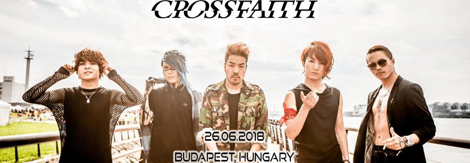 Crossfaith - Budapest, Hungary