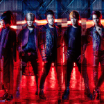 CROSSFAITH z novim albumom 'EX_MACHINA'