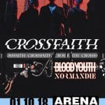 CROSSFAITH – Europe Tour 2018