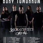 CRYSTAL LAKE – Europe Tour 2018