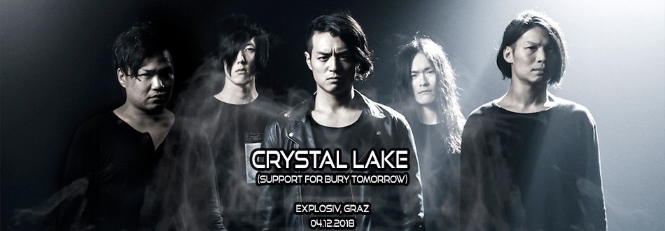 CRYSTAL LAKE + Bury Tomorrow