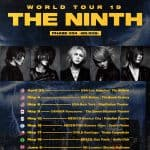 "The GazettE World Tour 2019 ""The Ninth"""