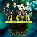 ONE OK ROCK – Eye of the storm EU tour
