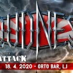 Loudness, Grey Attack, Thola – 18.04.2019 – Orto Bar
