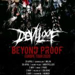 Deviloof – Beyond Proof – Europe Tour 2020